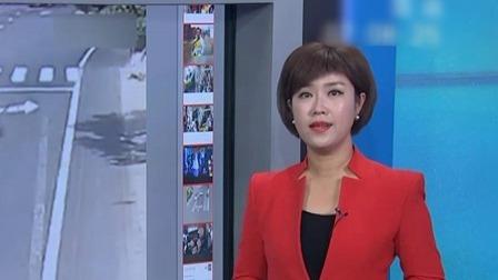 超级新闻场 2019 安徽宣城:一路飞车追捕 成功逼停嫌车辆