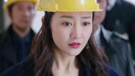 美女总裁去工地视察,看到男友在工地吃泡面,泪崩了