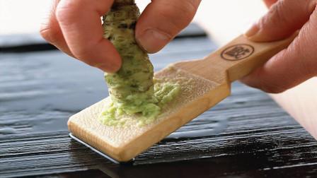 什么是芥末,是用什么蔬菜打磨出来的呢?今天算长见识了