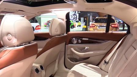 """奔驰也""""让步""""了,中大型车降7.6万34.98万起,开着舒适又气派"""