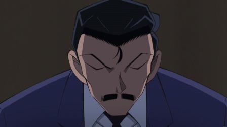 柯南揭露最后真相,沉迷于破案把小五郎丢了