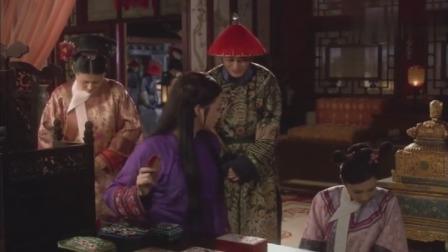 甄嬛传:颂芝被皇上看上,华妃嫉妒想教训她,还好公公比较机智!