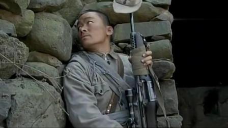 鬼子狙击手伏击顺溜,没想到,下一秒就被上了一课