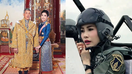 被指对国王不忠!泰国新晋美女贵妃被剥夺所有王室头衔和军衔