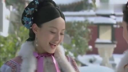 甄嬛传:曹贵人想要封妃,甄嬛却指出封嫔的深意,曹贵人懂了!