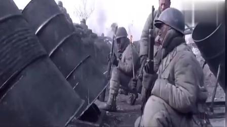 集结号:国内一部接近现实的战争片,全程经典,看完让人感动的落泪!