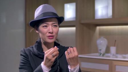 马艳丽做绢人手部戳坏手指