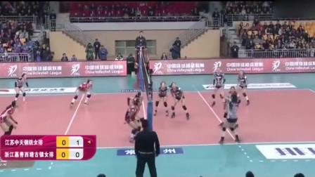 江苏女排依然是,中国女排超级联赛的夺冠热门