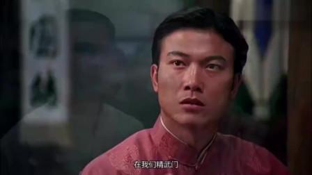 精武英雄:实在是太帅了,这绝对是李连杰最精彩的动作戏之一!
