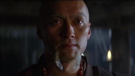 韦恩不愿意做一个无情的刽子手,伤害无辜的人,火烧侠影联盟的老巢!
