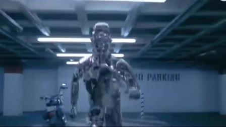 终结者:这么多年前的电影,液体机器人特效逼真,终结者最好看的一部!