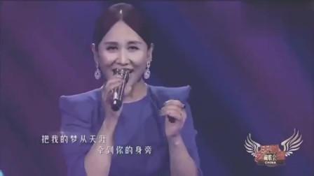 央金兰泽演绎《爱的思念》,很好听的一首歌!