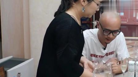 做家务的男人:傅首尔一句话吓得老刘的面包都掉了,终于吃上一口面包好惨