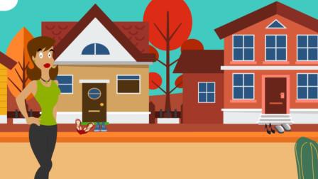 脑力测试:你能帮陈太太找到她的女儿在那栋房子里吗?为什么?