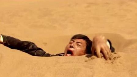 陷入流沙就没活路?国外牛人自制流沙,结果让人意想不到