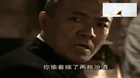 魏和尚偷偷藏了一整只烧鸡,外加两瓶好酒,李云龙骂他想独吞!