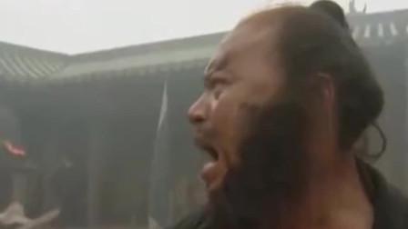 李逵发起火来太猛了,他那俩大板斧,一斧头一个!