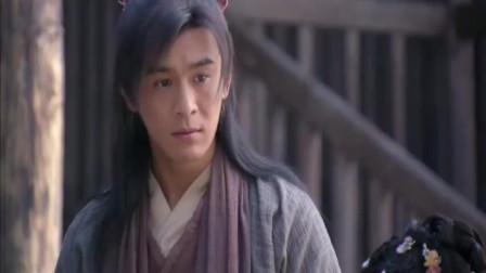 刘海砍樵:刘海救了个小美女,不让她干农活,还真是心疼呢!