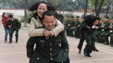 军人的妻子叫军嫂,那军人的老公叫什么?一般人估计叫不出口