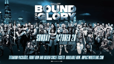 TNA 2019.10.21 IMPACT Wrestling Bound For Glory 2019 全场1080P(荣耀之路2019)