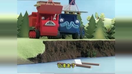 工程师巴布:工超级思布可以在水上开车