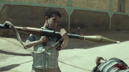 你若捡起武器 我必将犯下滔天大罪 好电影不解释!