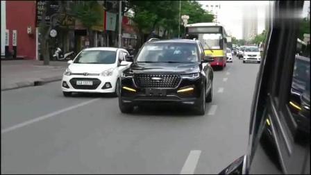 平民霸气豪华中大型7座SUV,众泰T800展示欣赏