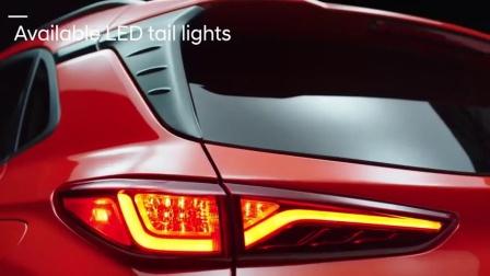 大灯的魅力, 2020 现代Kona ix25展示
