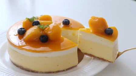 为喜欢的人做芒果布丁蛋糕,她一点会很感动的,这个时候你在向她表白一定能成功。