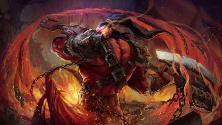 【于拉出品】魔兽RPG第1545期:战就战,战旗斧王带小丫