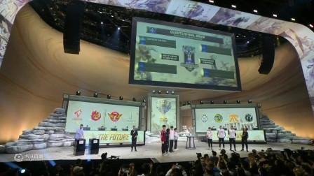 【英雄联盟】八强战队抽签仪式_2019全球总决赛