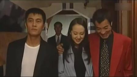 刑警本色:郑海越来越嚣张了,让手下带走警察,还有什么他不敢?