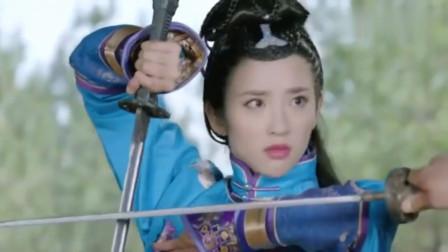 多尔衮搞偷袭,直接提着刀对着美女一顿乱砍,美女整个人都不好了