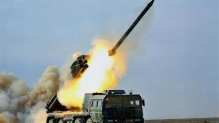 印巴再次爆发激烈交火,巴基斯坦动用国产火箭炮
