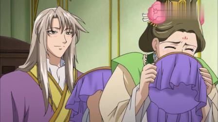 彩云国物语:皇上发神经去学刺绣,结果第一次绣的比宫女还好!