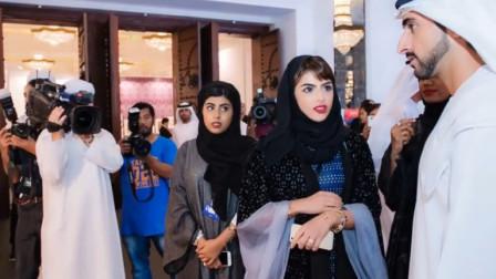 迪拜公主长相如何?美丽的外表下,隐藏着一段让人心酸的事!