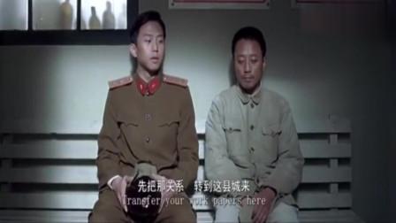 集结号:张涵予与邓超经典对话,堪称台词里的教科书,演技炸裂,精彩!