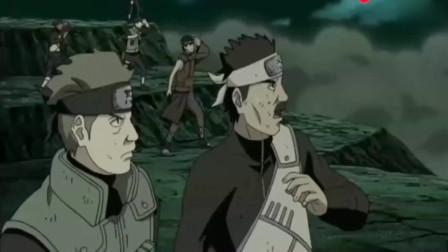 火影忍者:千手柱间和宇智波斑的战斗,忍者小兵都惊了