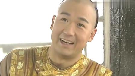 铁齿铜牙纪晓岚:和珅显摆送给太后的祝寿赋,纪晓岚让他横着念一遍,尴尬了!