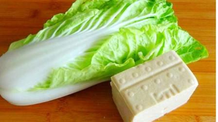 白菜炖豆腐怎么做才最好吃?原来有窍门,跟大厨学的做法,真解馋!