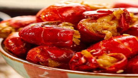 大厨教你秘制麻辣龙虾尾,一次做5斤,上桌被抢光,吃起来太过瘾了
