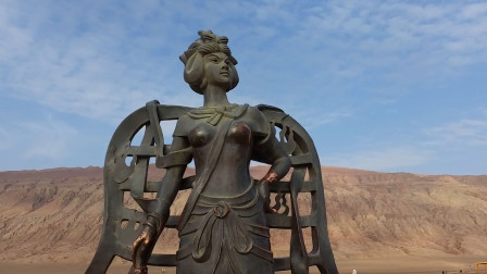 """中国最""""丢脸""""雕像,重要零件却被摸得发亮,网友:太不文明了!"""