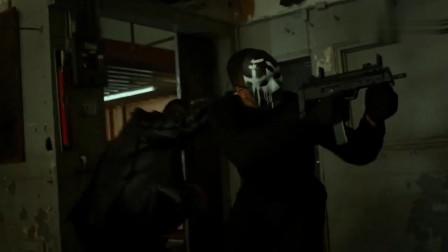 荷尔蒙爆表的枪战动作电影,好久没有看过这么劲爆的枪战了!