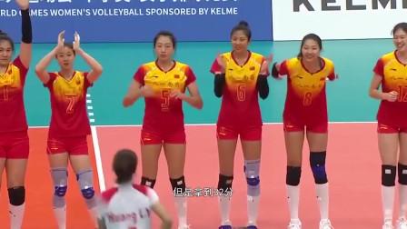 19扣3中!中国女排1人后果比丢冠还惨,明年奥运或遭郎平抛弃