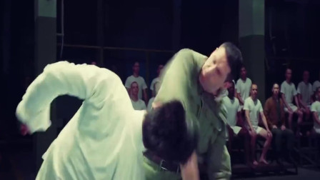 《叶问4》李小龙被欺负,叶问出手,对战美国特种兵