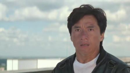 还记得成龙在《我是谁》中的那惊险一跳, 用生命拍电影!