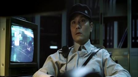 《三更车库》精彩片段剪辑:停车闹鬼, 场让人感到阴森恐怖