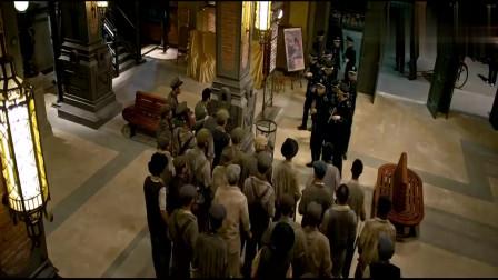 《消失的凶手》:看着反抗的工人, 都被吓傻了!