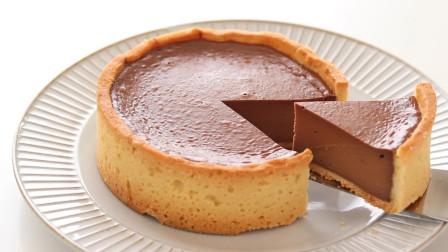 为心爱的人精心制作的巧克力芝士蛋糕,他一口都没给我留。