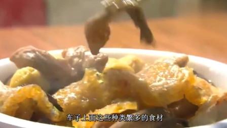 蔡澜带你吃香港小吃,卤牛杂,炸猪大肠,车仔面,样样都好吃